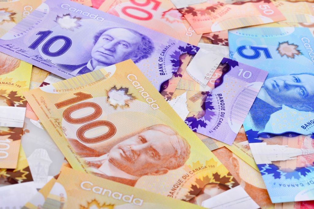 Everything about Canadian Money